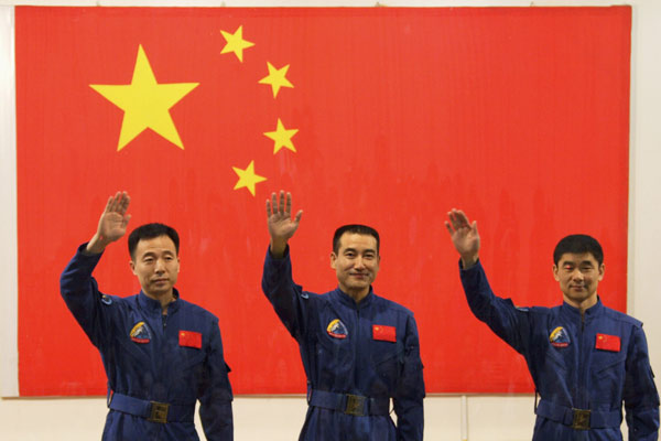 chinese astronauts are called what - photo #44